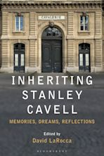 Inheriting Stanley Cavell cover