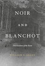 Noir and Blanchot cover
