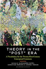 """Theory in the """"Post"""" Era cover"""