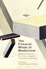 The Fictional Minds of Modernism cover