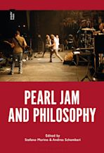 Pearl Jam and Philosophy cover