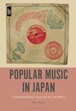 Popular Music in Japan cover