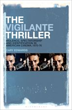 The Vigilante Thriller cover