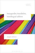 Transgender, Translation, Translingual Address cover