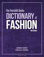 The Fairchild Books Dictionary of Fashion cover
