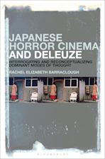Japanese Horror Cinema and Deleuze cover