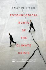 Psychological Roots of the Climate Crisis cover