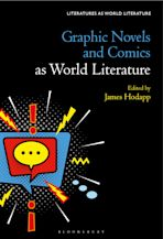 Graphic Novels and Comics as World Literature cover