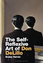 The Self-Reflexive Art of Don DeLillo cover