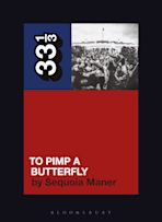 Kendrick Lamar's To Pimp a Butterfly cover