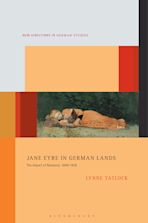 Jane Eyre in German Lands cover