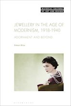 Jewellery in the Age of Modernism 1918-1940 cover