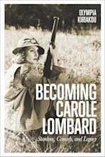 Becoming Carole Lombard cover