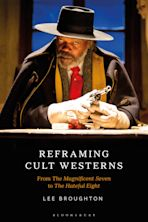 Reframing Cult Westerns cover