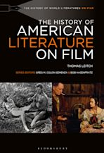 The History of American Literature on Film cover
