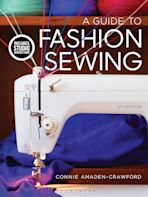 A Guide to Fashion Sewing cover