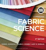 J.J. Pizzuto's Fabric Science cover