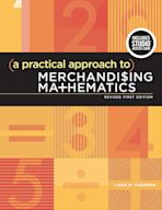 A Practical Approach to Merchandising Mathematics Revised First Edition cover