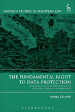 The Fundamental Right to Data Protection cover