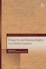 Property and Human Rights in a Global Context cover