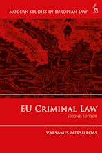 EU Criminal Law cover