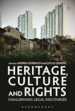 Heritage, Culture and Rights cover