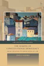 The Making of Constitutional Democracy cover