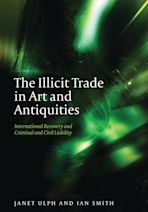 The Illicit Trade in Art and Antiquities cover