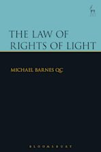 The Law of Rights of Light cover