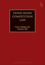 Hong Kong Competition Law cover