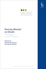 Passing Wealth on Death cover