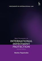 Basic Documents on International Investment Protection cover