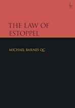 The Law of Estoppel cover