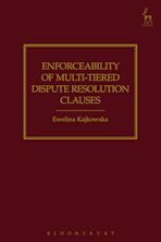 Enforceability of Multi-Tiered Dispute Resolution Clauses cover