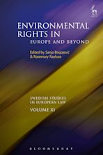 Environmental Rights in Europe and Beyond cover
