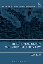 The European Union and Social Security Law cover