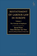 Restatement of Labour Law in Europe cover