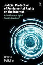Judicial Protection of Fundamental Rights on the Internet cover