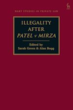 Illegality after Patel v Mirza cover