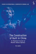 The Construction of Guilt in China cover