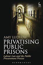 Privatising Public Prisons cover