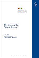 The Unitary EU Patent System cover