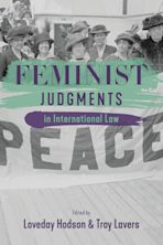 Feminist Judgments in International Law cover
