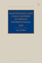 Maintenance and Child Support in Private International Law cover