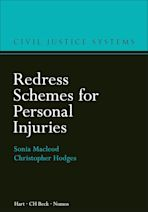 Redress Schemes for Personal Injuries cover