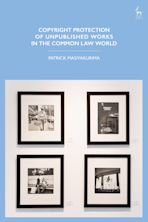 Copyright Protection of Unpublished Works in the Common Law World cover