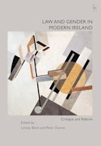 Law and Gender in Modern Ireland cover
