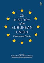 The History of the European Union cover