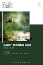 Security and Human Rights cover