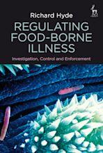 Regulating Food-borne Illness cover